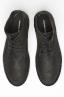 SBU 00991 Botas de safari altas clásicas en cuero negro aceitado 04