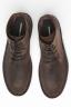 SBU 00992 クラシックなハイトップの砂漠のブーツ茶色のオイル入りレザー 04