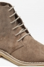 SBU 00993 Classic high top desert boots in beige oiled leather 06
