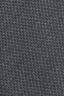 SBU 01028 Classique cravate pointue et mince en laine et soie gris 06