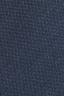 SBU 01029 青いウールとシルクの古典的な痩せた指のネクタイ 06