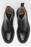 SBU 01033 Clásico botín negra tricker para sbu con suela de piel 04