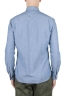 SBU 01063 Camisa en denim slim fit 04