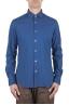 SBU 01064 Slim fit denim shirt 01