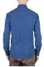 SBU 01064 Camisa en denim slim fit 03