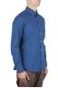 SBU 01064 Camisa en denim slim fit 06