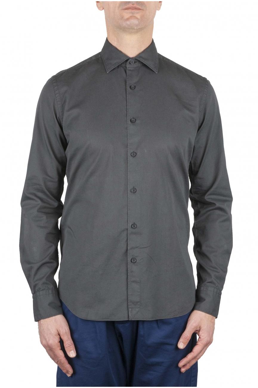 SBU 01066 Clásica camisa slim-fit 01