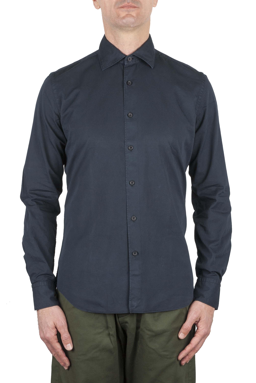 SBU 01067 Classic slim fit shirt 01