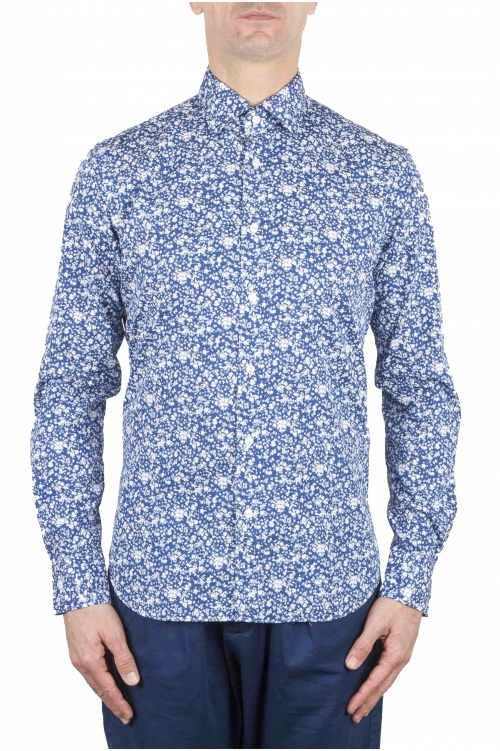 Floral classic shirt