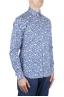 SBU 01069 Camisa clásica floral 02
