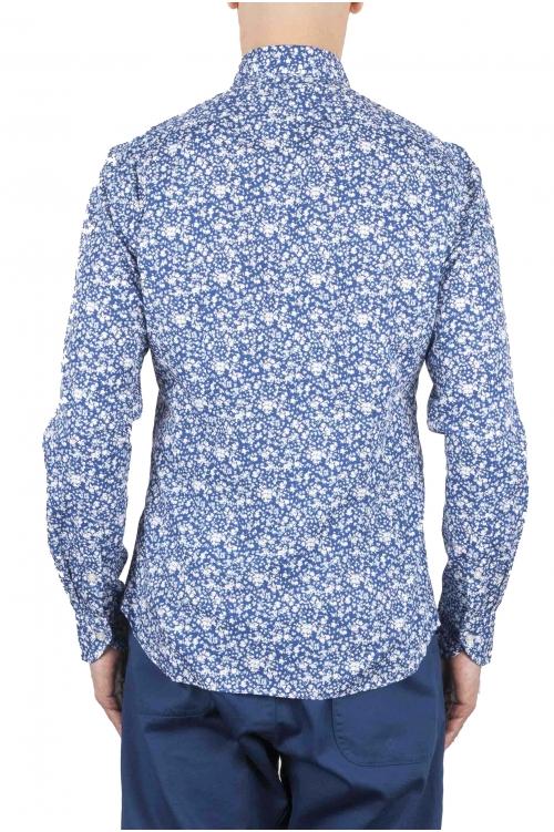 Camisa clásica floral