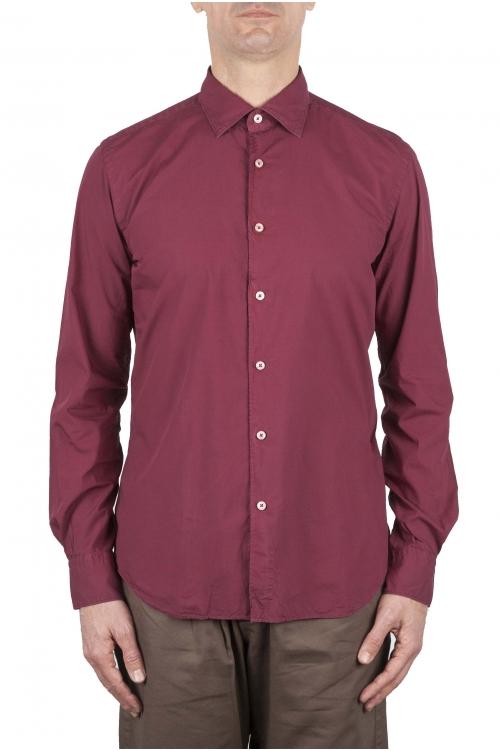 SBU 01074 Camicia in cotone ultra leggero 01