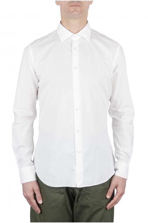 SBU 01075 Camicia in cotone ultra leggero 01