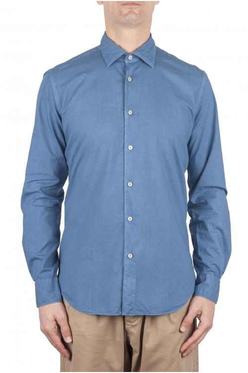 SBU 01076 Camicia in cotone ultra leggero 01