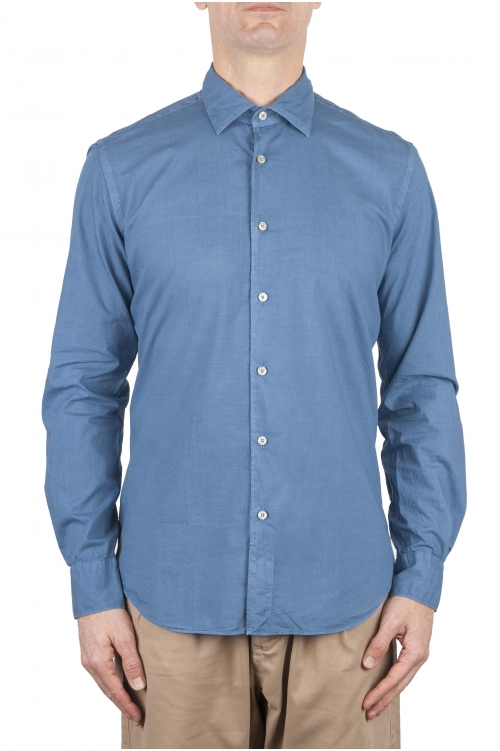 SBU 01076 Camisa de algodón ultra ligero 01