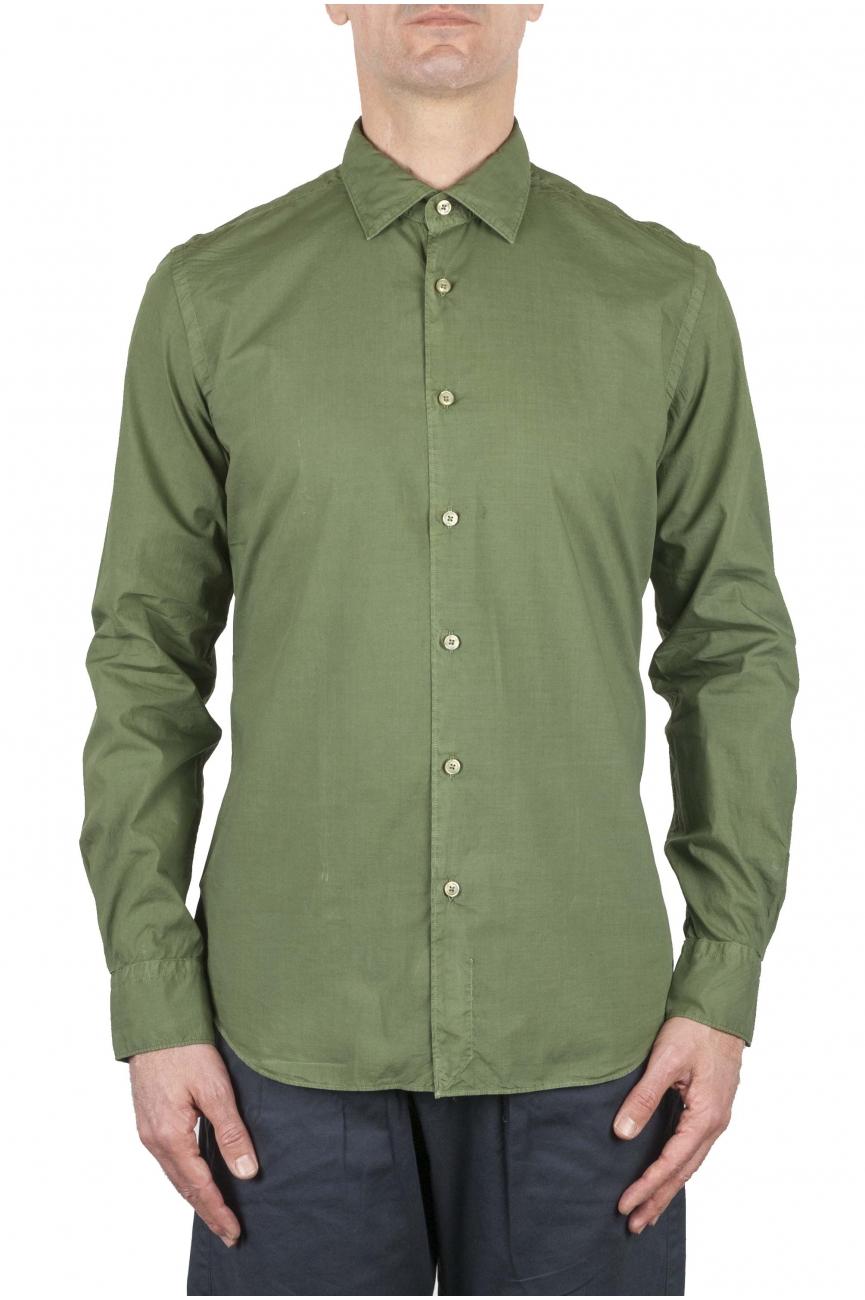 SBU 01077 Camicia in cotone ultra leggero 01