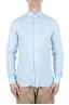SBU 01079 Slim fit linen shirt 01