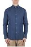 SBU 01080 Slim fit linen shirt 01