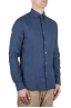 SBU 01080 Slim fit linen shirt 02