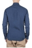 SBU 01080 Slim fit linen shirt 04