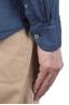 SBU 01080 スリムフィットのリネンシャツ 06