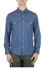 SBU 01085 Camicia western in denim 01