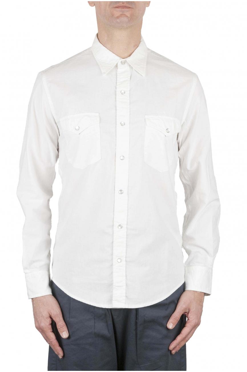 SBU 01086 Camisa western de denim 01
