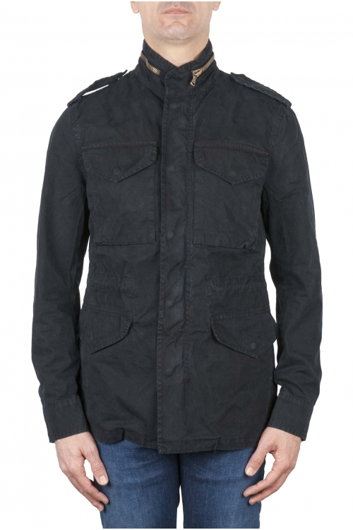 SBU 01103 Field jacket in cotone 01