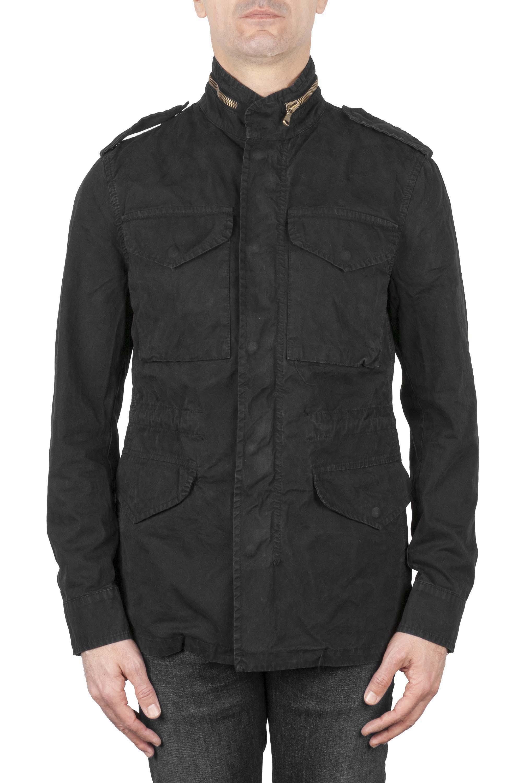 SBU 01104 Field jacket in cotone 01