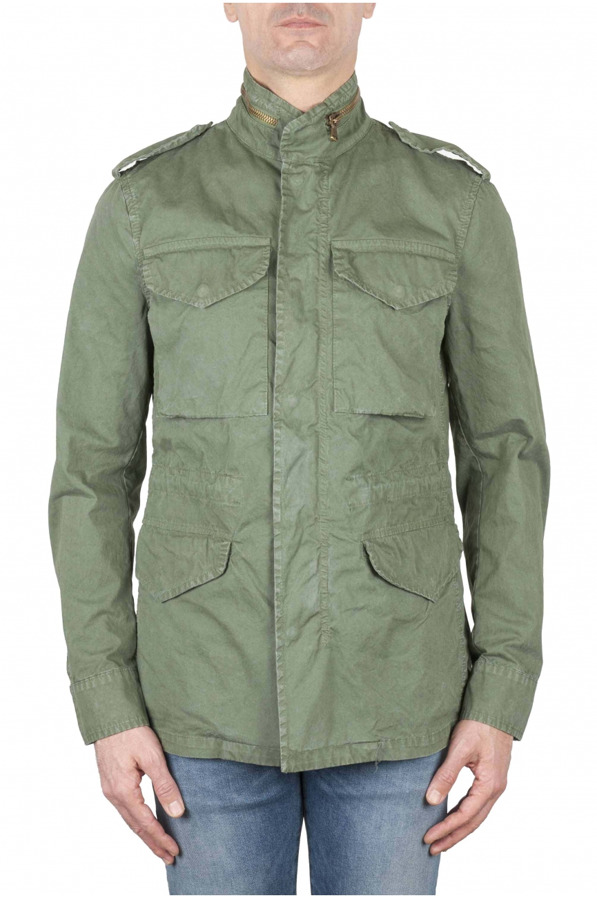 SBU 01105 Field jacket in cotone 01
