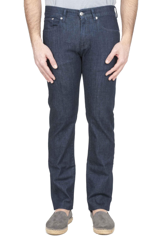 SBU 01116 Stretch denim blue jeans 01