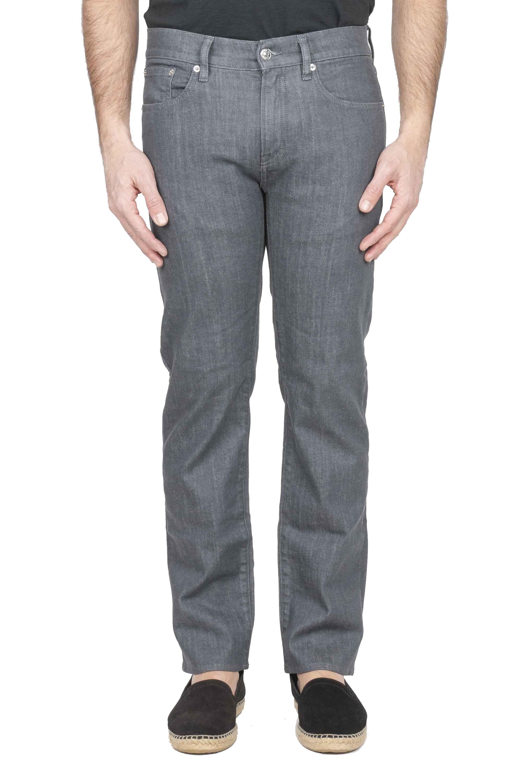 SBU 01117 Stretch denim blue jeans 01