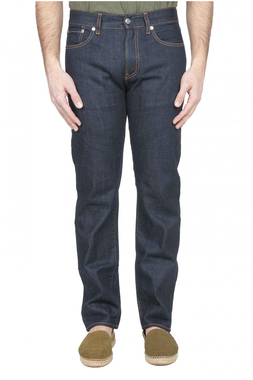SBU 01118 Jeans en selvedge denim 01