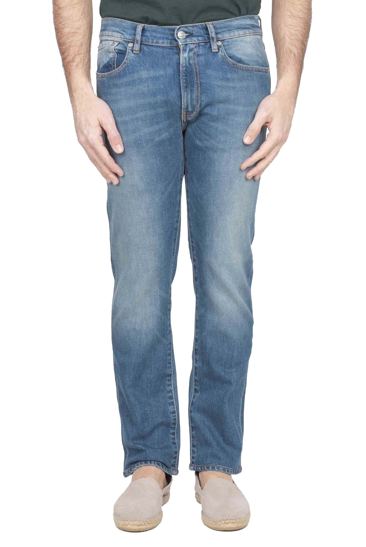 SBU 01119 Jeans in denim elasticizzato 01