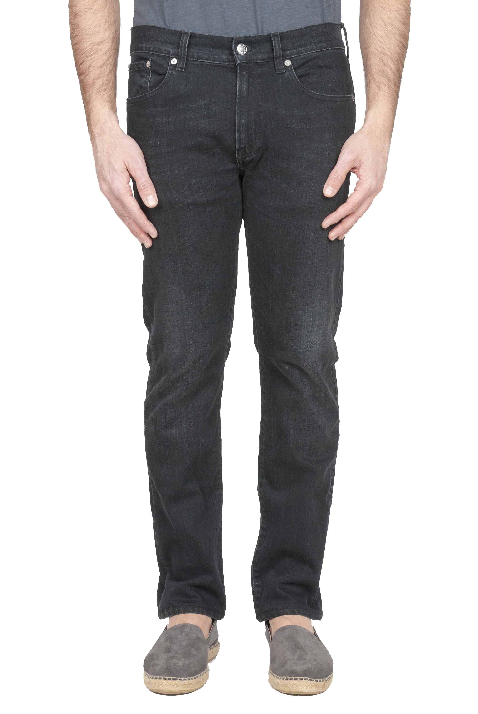 SBU 01122 Stretch denim blue jeans 01