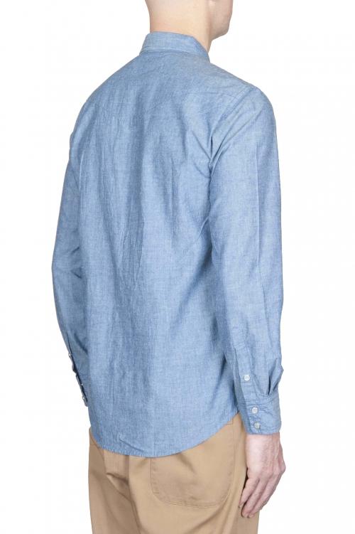 SBU 01125 デニムウエスタンシャツ 01