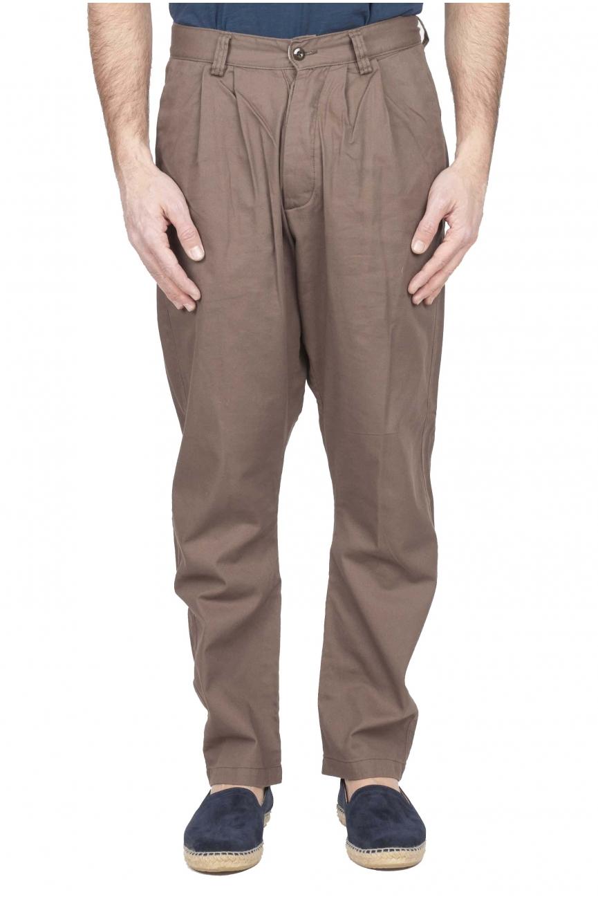 SBU 01136 Pantalones de trabajo de algodón 01