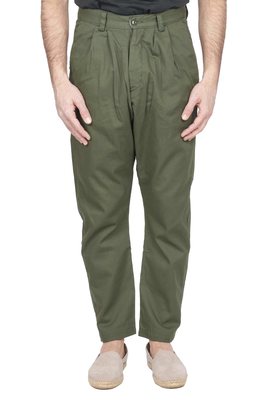 SBU 01138 Pantalon de travail en coton 01