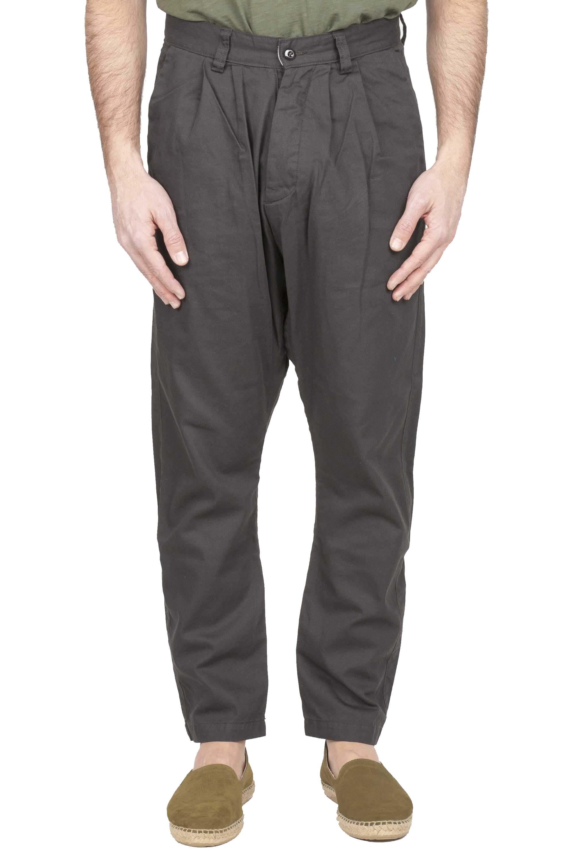 SBU 01139 Pantalones de trabajo de algodón 01