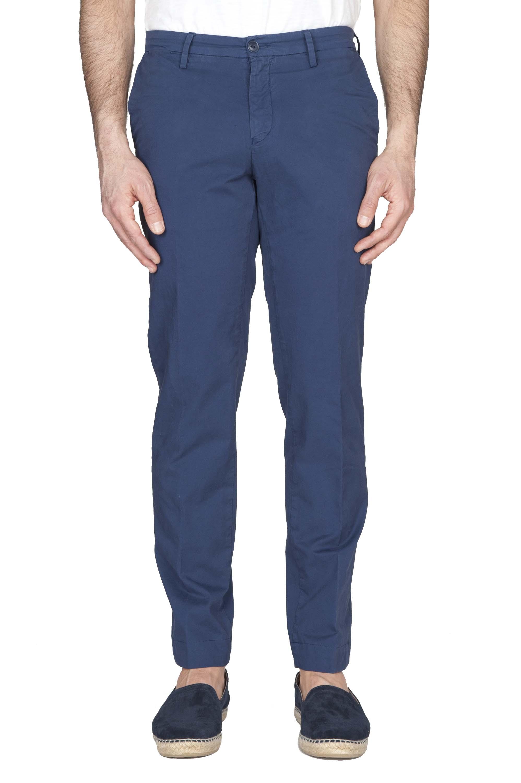 SBU 01140 Pantalone slim fit chino classico 01
