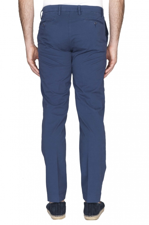 Pantalone slim fit chino classico