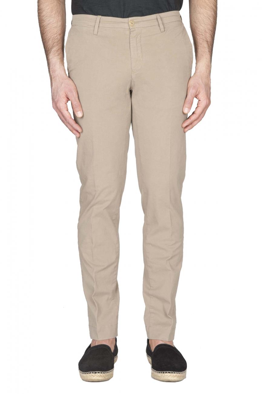 SBU 01141 Pantalón chino clásico slim fit 01