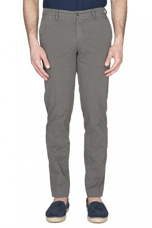 SBU 01142 Pantalone slim fit chino classico 01