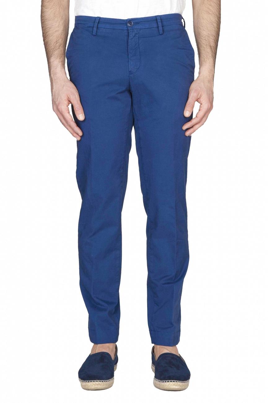 "SBU 01143 Pantalon chino classique slim fit"" 01"