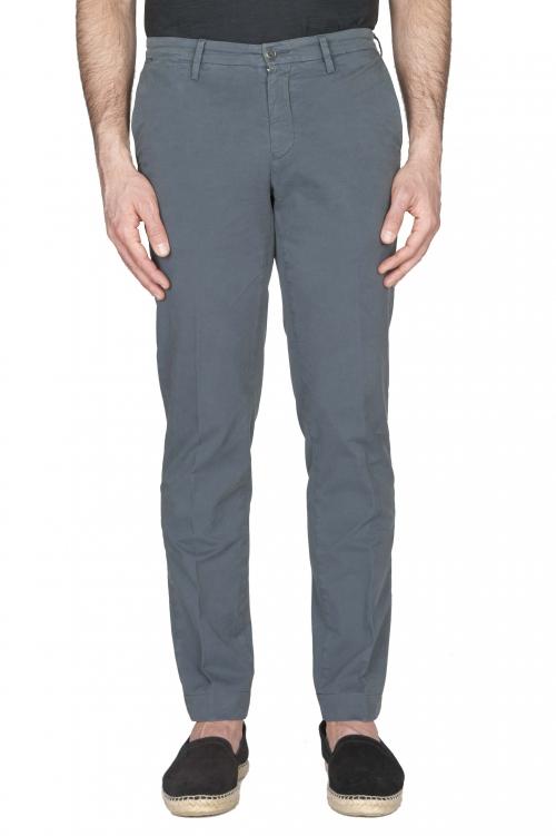 SBU 01144 Pantalone slim fit chino classico 01