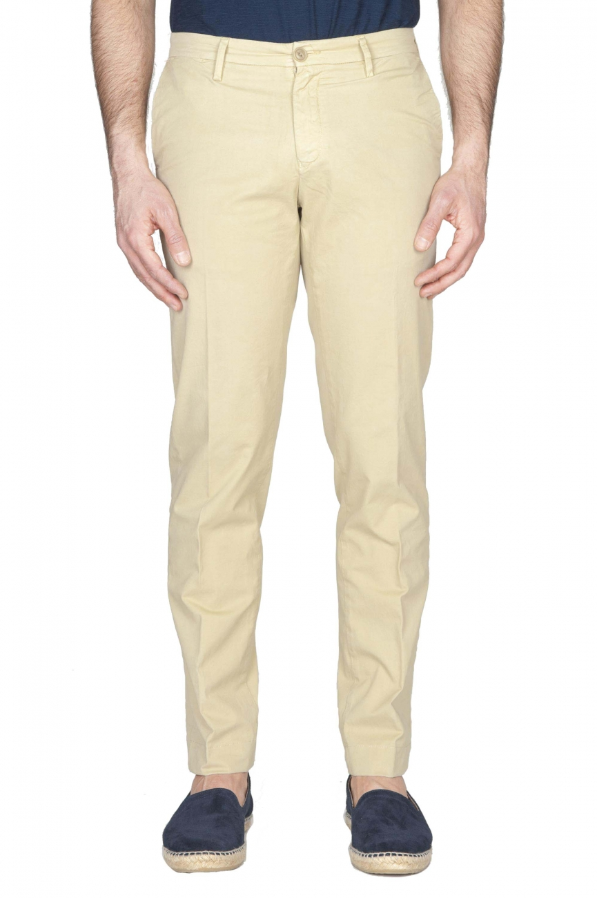 "SBU 01145 Pantalon chino classique slim fit"" 01"