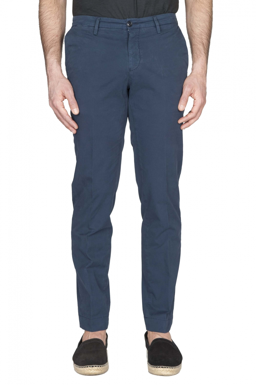 SBU 01146 Pantalón chino clásico slim fit 01