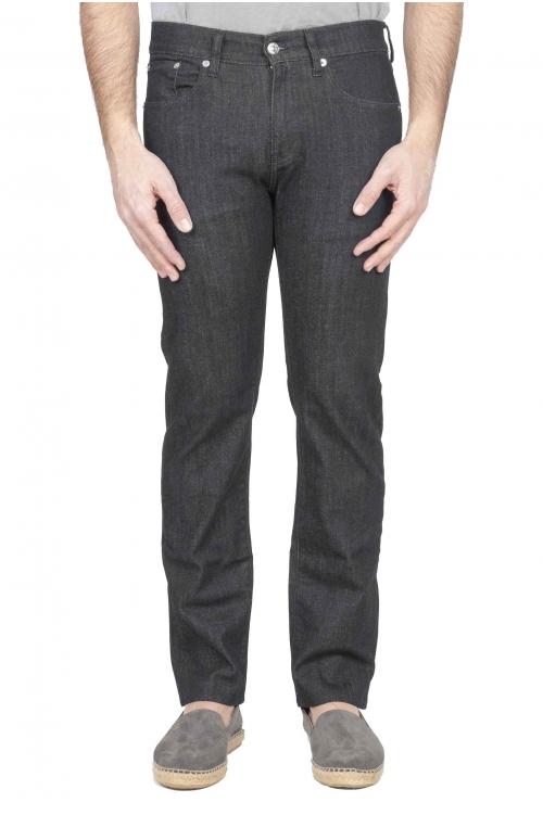 SBU 01124 Jeans en denim de coton 01
