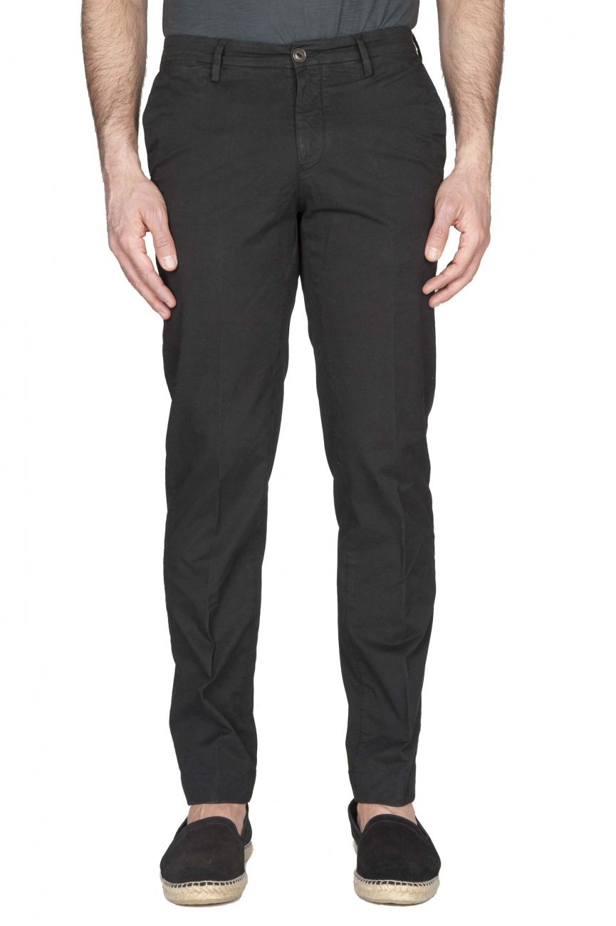 SBU 01147 Pantalón chino clásico slim fit 01