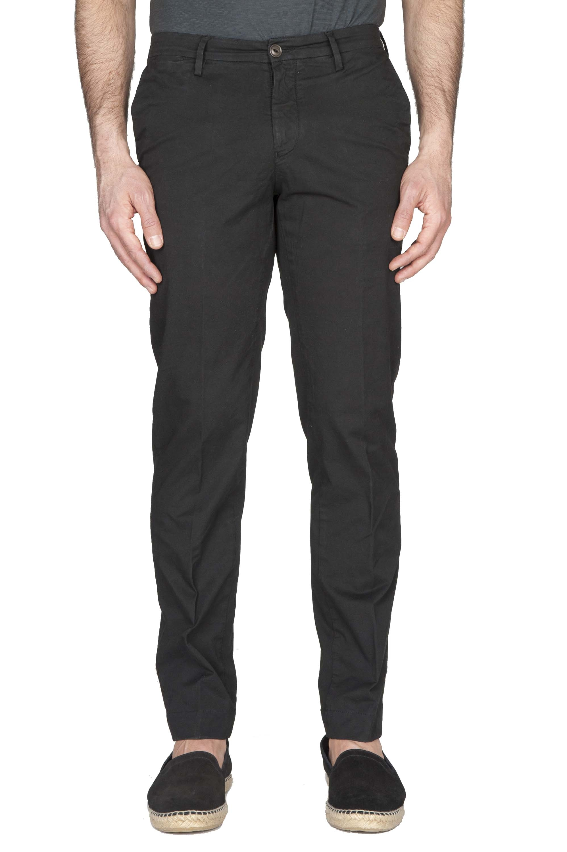 SBU 01147 Pantalone slim fit chino classico 01